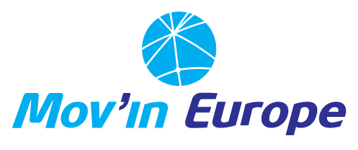 Mov'in Europe logo
